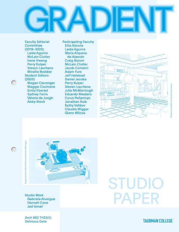 Gradient Studio paper Penarroyoclutter