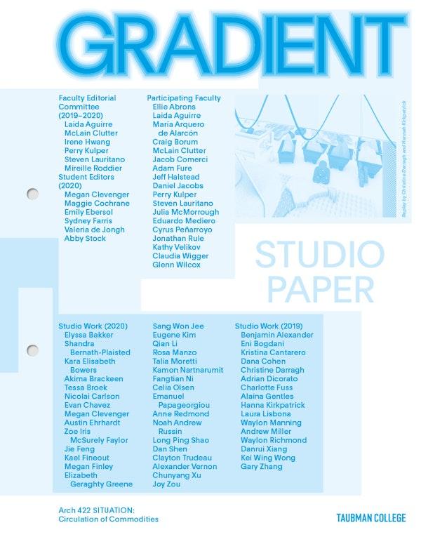 Gradient Studio paper Aguirre