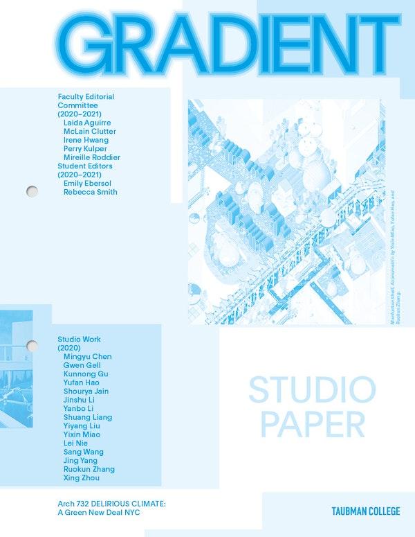 Gradient Studio paper Jazairy