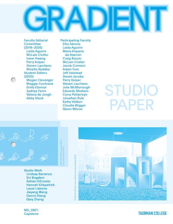 Gradient Studio paper Twilcox