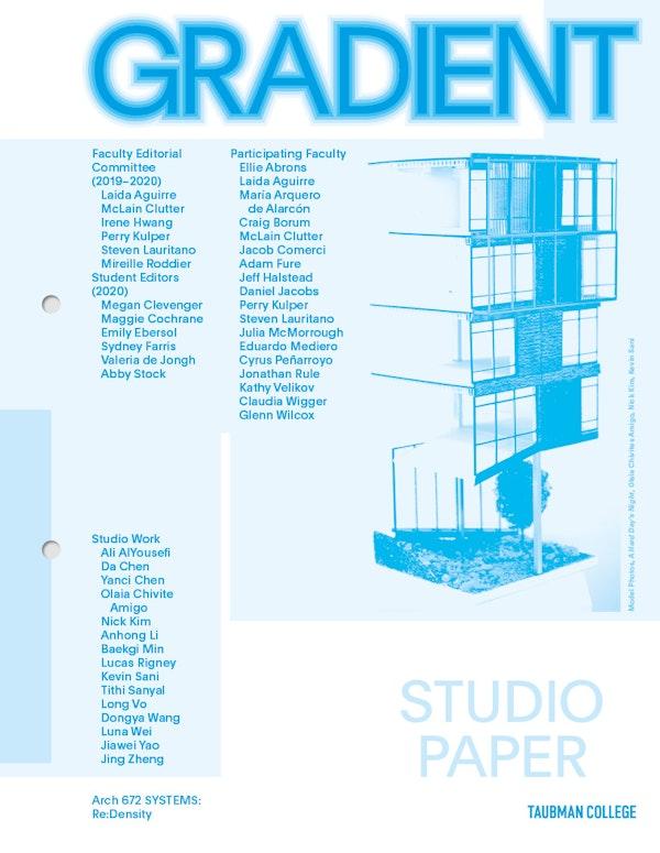 Gradient Studio paper Borum Wigger