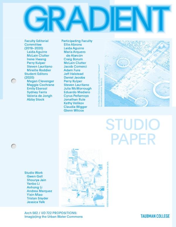 Gradient Studio paper Arquero