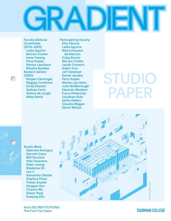 Gradient Studio paper Mcmorrough