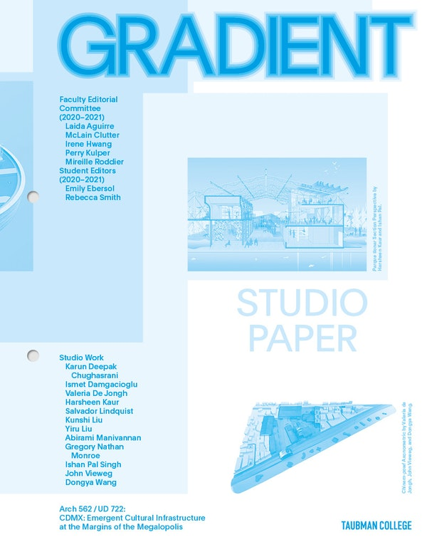 Gradient Studio paper Sirota