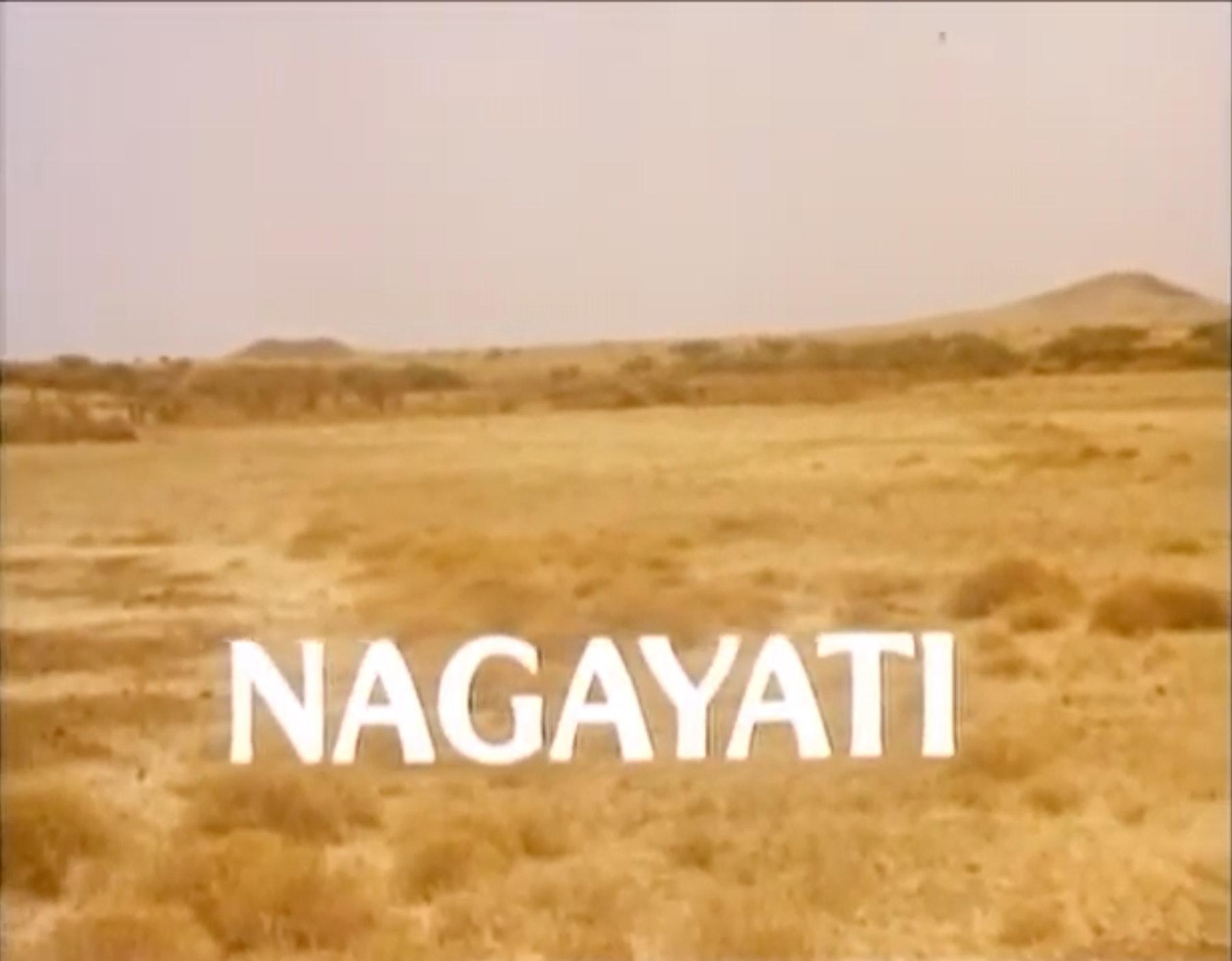 Stills from Nagayati