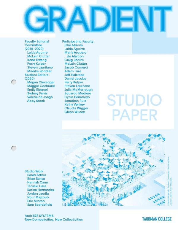 Gradient Studio paper Velikov Rule