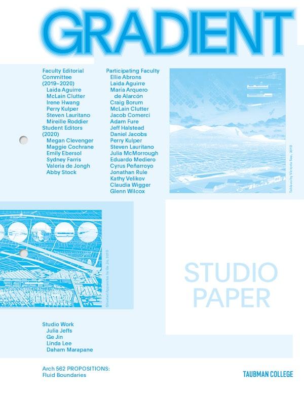 Gradient Studio paper Velikov